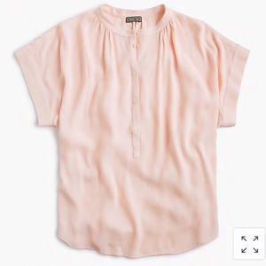 J. Crew Tops - Point Sur drapey popover shirt